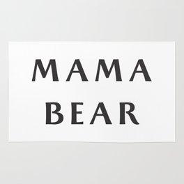 Mama Bear Rug