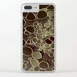 Abstract digital work 4 Clear iPhone Case