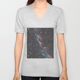 Warp Speed Unisex V-Neck