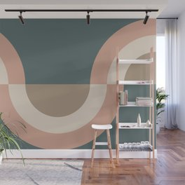 Contemporary Composition 33 Wall Mural