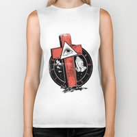 religion Biker Tanks featuring Religion by Tshirt-Factory