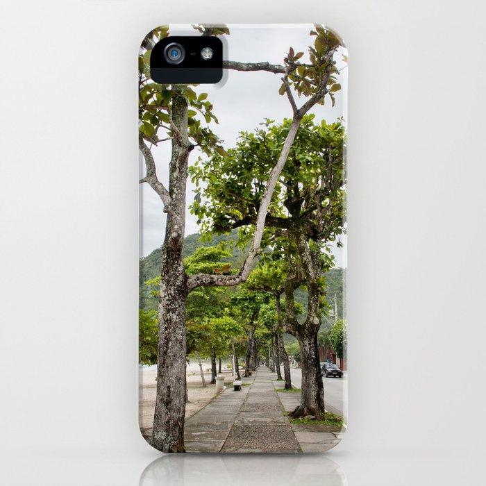 Street of Angra dos Reis (Brazil) iPhone Case