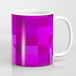 Purple Mosaic Coffee Mug
