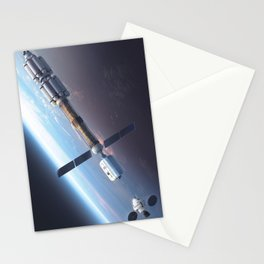 LEO Rendezvous Stationery Cards