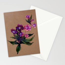 Helleborus lyrae Stationery Cards