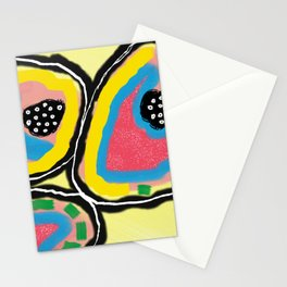 Spring Cells Stationery Cards