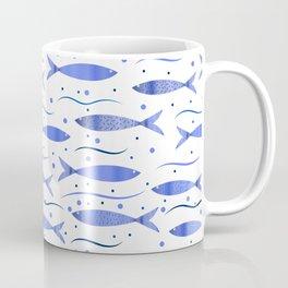 Swimming Trouts Coffee Mug