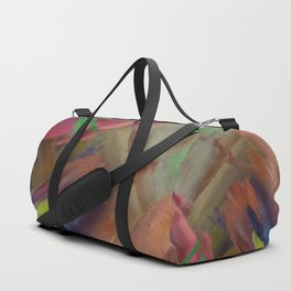 Abstract Emotion Duffle Bag