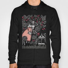 Winter Garden Hoody