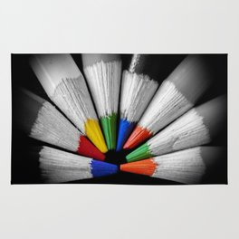 Colour Your Walls Rug