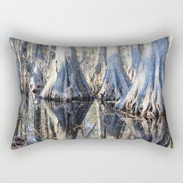 Land of the Giants Rectangular Pillow