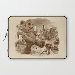 Teddy's Back! Laptop Sleeve