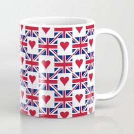 Flag of UK 15- London,united kingdom,england,english,british,great britain,Glasgow,scotland,wales Coffee Mug