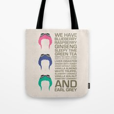 Myriad Of Teas Tote Bag