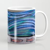 the cure Mugs featuring The Cure by Jeanne Hollington
