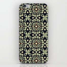 Tribal Clover iPhone Skin