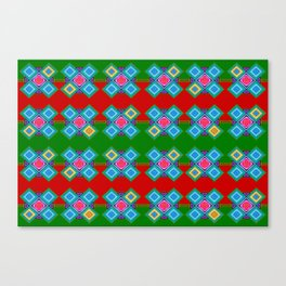 Pattern for decoration ... Canvas Print