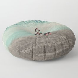 Mrs. Loneliness Floor Pillow