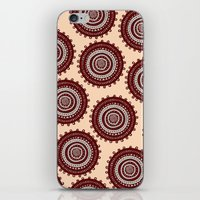 ethnic iPhone & iPod Skins featuring Ethnic by Iris López