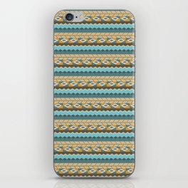 navajo pattern 3 iPhone Skin