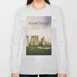 Stonehenge Long Sleeve T-shirt