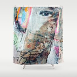 no questions asked Shower Curtain