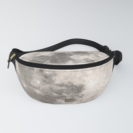 March Super Moon Fanny Pack