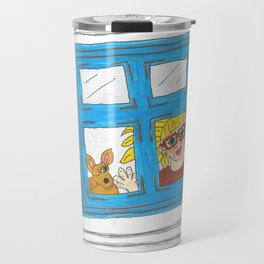 She Remembered When... Travel Mug