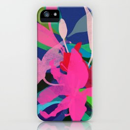 lily 13 iPhone Case