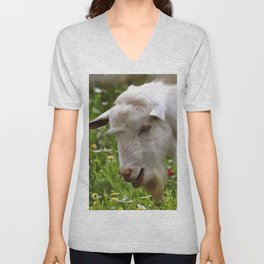 Goat A Load To Talk About Unisex V-Neck