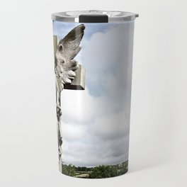 Broken Angel Travel Mug