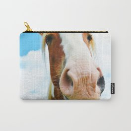 Horse in the Clouds Carry-All Pouch