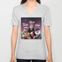 Three Wise Men Unisex V-Neck