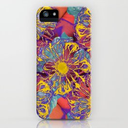 Five Gerbers iPhone Case