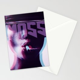 smokin'MOSS Stationery Cards