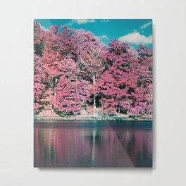Pinky Potpourri Metal Print