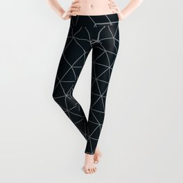 Cityscape Geo 2 Leggings