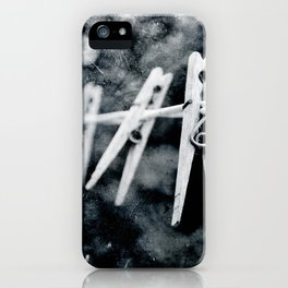 Night Laundry iPhone Case