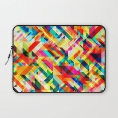 Summertime Geometric Laptop Sleeve