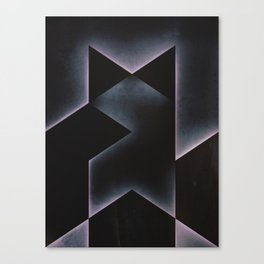 MASTERED Canvas Print