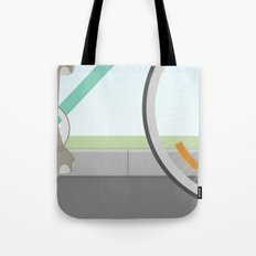 Elephants Can Ride Bicycles Too Tote Bag