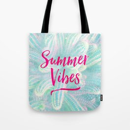 Summer Vibes! Tote Bag