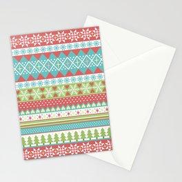 Fair Isle Holiday Stationery Cards