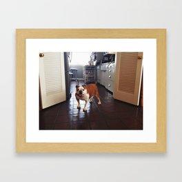 Maggie Framed Art Print