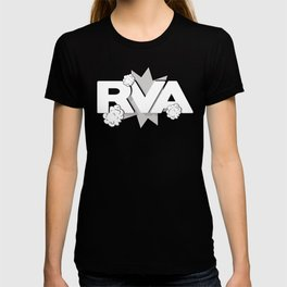 Rva Logo | ' Comic 2 Style ' T-shirt