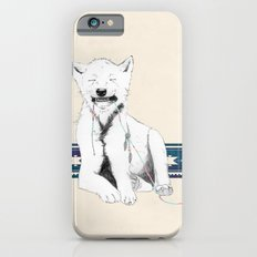 Baby wolf iPhone 6s Slim Case