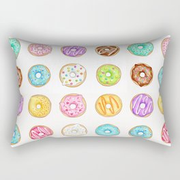 I Donut know what I'd do without you Rectangular Pillow