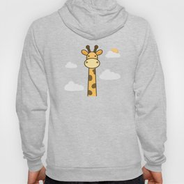 Kawaii Cute Giraffe Hoody