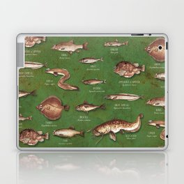 Fishes Laptop & iPad Skin