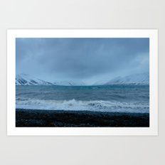 Winter Colors 02 Art Print